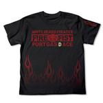 One Piece - Portgas D. Ace T-Shirt (Black/L)