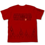One Piece - Portgas D. Ace T-Shirt (Red/L)