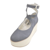 BELLY BUTTON No.922 / Gray Platforms