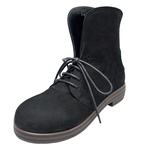 BELLY BUTTON No.220 / Black Nubuck Boots