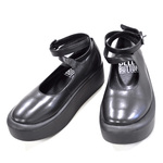 TOKYO BOPPER No.871 / Black Smooth Shoes