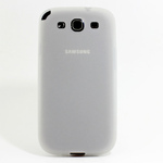 GALAXY S3 TPU Shell Case - Translucent