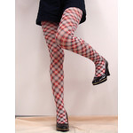 Harajuku Style Check Tights/Leggings - Made in Japan
