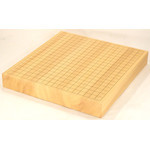 Size 20 Japanese Hyuga Kaya Table Go Board (Unique) Superior