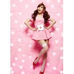 Classic Pink Nurse Cosplay Costume