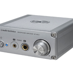 audio-technica headphone amplifier AT-HA21 (φ6.3 stereo standard / φ3.5 stereo mini jack correspondence)