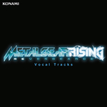 KONMAI METAL GEAR RISING REVENGEANCE Vocal Tracks CD