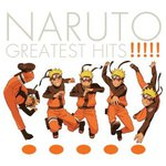 NARUTO GREATEST HITS!!!!! Anime Song Soundtrack CD (w/DVD)