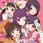 Bakemonogatari Music Collection Songs & Soundtracks Anime Song Soundtrack CD