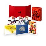009 RE: CYBORG Blu-ray Limited BOX (w/Original comic, Special booklet) Japan Import