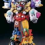 Bandai Tamashii Chogokin Disney King Robot Mickey & Friends Action Figure