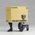 Kaiyodo Revoltech METAL GEAR SOLID PEACE WALKER Snake 25th ver. (w/Cardboard box)