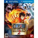 PlayStation Vita Bandai Namco Games One Piece Kaizoku Musou 2 Japan Import