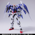 Bandai Tamashii METAL BUILD 00 GUNDAM Double O Raiser Renewal Action Figure
