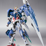 Bandai METAL BUILD 00 Gundam Seven Sword GN-0000/7S 1st Edition Action Fugure