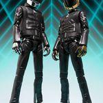 Bandai S.H.Figuarts Daft Punk Thomas Bangalter & Guy-Manuel de Homem-Christo Figure