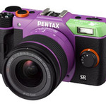 PENTAX Q10 Shinji Ikar Evangelion model EVA TYPE01 Limited Digital single-lens camera Japan Improt
