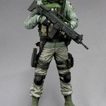 Capcom CFB Creator's Model Resident Evil 6 Chris Redfield Complete Figure