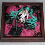 Good Smile Company Character Vocal 01 supercell feat. Hatsune Miku World is Mine Complete figure Wall hanging Interior