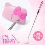 Sanrio Hello Kitty Golf Pink Putter (w/ Original head cover)
