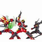 Kaiyodo Revoltech No.EX Gurren Lagann Complete Set (w/ Yoko) Action Figure