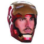 Iron Man 3 / Iron Man Mark 42 adult Cosplay helmet