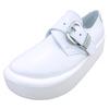 TOKYO BOPPER No.884 / White Smooth Monk Straps
