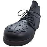 BELLY BUTTON No.222 / Black appliqué Boots