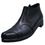UNBILICAL No.259 / Black Ankle boots