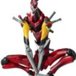 Revoltech: 090 Evangelion 2 Goki the Beast Action Figure