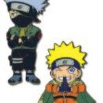 Naruto The Movie Kakashi Pin Set 7432