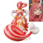 ONEPIECE One Piece Half Age Characters heroine Princess Shirahoshi by Ver. Separately figure Bandai