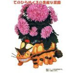 Studio Ghibli My Neighbor Totoro From the Back of a Palm Vegetable Garden / Cat Bus (Aster)