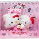 [Hello Kitty]Charmmy Kitty plush 40th anniversary commemoration