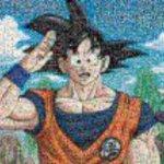 Jigsaw Puzzles Dragon Ball Z 1000 Piece Mosaic Art 1000-346