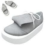 TOKYO BOPPER No.873 / Round-tongue Gray nubuck shoes