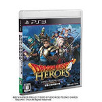 PS3 Dragon Quest Heroes darkness dragon and castle of the World Tree
