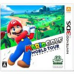 Mario Golf World Tour 3DS [new]