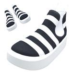 TOKYO BOPPER No.890 / Black & White shoes