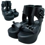 TOKYO BOPPER No.134 / Black ball sandal