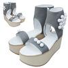TOKYO BOPPER No.934 / Gray ball sandal