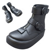 TOKYO BOPPER No.892 /  Black Smooth belted boots