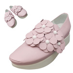 TOKYO BOPPER No.503 / Pink Flowers shoes
