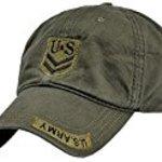 (Gun freak) Cap GUN FREAK tactical U.S.ARMY baseball cap (olive drab)