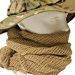 TMC Proforce sniper veil mesh scarf TAN