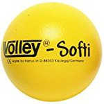 Bolly (Volley) crumpled ball 150 mm yellow VO1500-Y