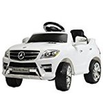 Electric passenger Mercedes-Benz ML360 white