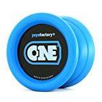 Yo ONE blue - beginner novice with YoYoFactory DVD