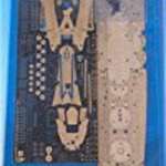 / Tetramodelworks 1/700 battleship Yamato NEXT.01 wooden deck w/ etching parts